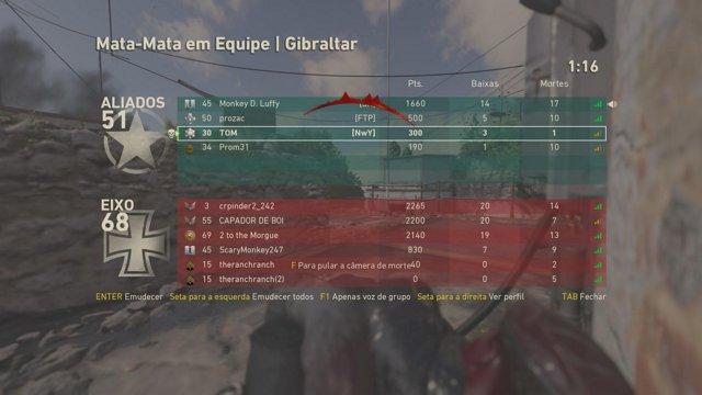 Call of Duty WWII 45/3 2 pqd delicia