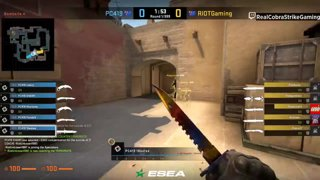 VOD: 📽️ R!OT vs PC419 - BO1 - mirage [ESEA MDL Season 30 Australia] next Athletico vs R!OT - BO1 - inferno