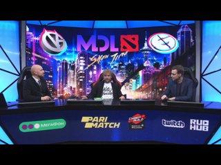 видео: MDL Macau 2019 - VG vs EG by JAM & Lightofheaven