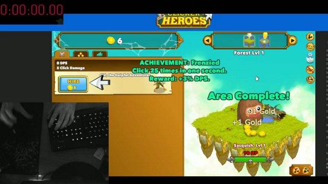 Clicker Heroes Final Hero