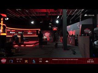 Liquid vs Fnatic - DreamLeague S9 - G3