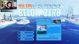 Subnautica Frozen Edition