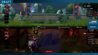 2 Яркий момент: [RU] Royal Never Give Up vs CDEC Gaming BO3 (0-0)   DOTA Summit 11 China Qualifier