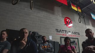 Did Someone Say... PROMO CLASS? IRL Adventures with Stone Rockwell at Battle Arts Academy