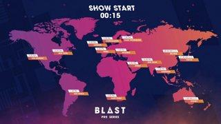 BLAST Pro Series Copenhagen 2018 - CS:GO - FaZe vs NiP