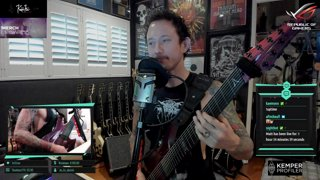 Matt Heafy (Trivium) - Where Do You Go By No Mercy I Metal Cover
