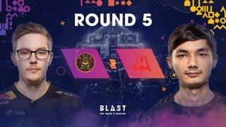 BLAST Pro Series Moscow - Round 5 - ENCE vs. AVANGAR