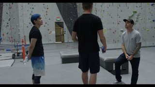 Rock Climbing With Frodan