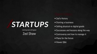 Highlight: Startups Podcast
