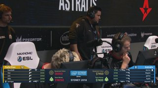 RERUN: Astralis vs. FaZe [Cache] Map 1 - GRAND FINAL - IEM Sydney 2018