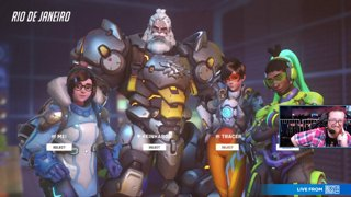 First Game on OW2 - Blizzcon 2019