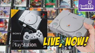 PSOne Classic Saturday...& More PSX Games - BLACKOUT FRENZY Later (Sat 12-15)