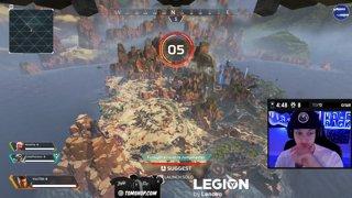 Bangalore 14 Kills End Game Reload Clutch