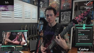 Matt Heafy [Trivium] | The ok-est gamer on twitch/ The decent-est singer-guitarist though | [!merch]