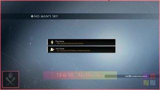 WGNN - No Man's Sky 12/6/18 (DamianKnightLiveinHD)