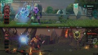 Optic Gaming vs Immortals Game 2 (BO2) l China Dota2 Supermajor NA Qualifiers