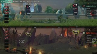 Optic Gaming vs Complexity Gaming Game 2 (BO2) l China dota2 supermajor NA qualifiers