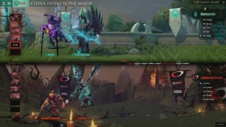Complexity Gaming vs Immortals Game 2 (BO2) l China dota2 supermajor NA qualifiers