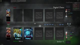 Good Kappa Studios x4 Solo: Digital Chaos vs. Sector V