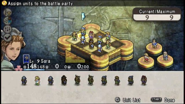 Tactics Ogre LUCT No Skill Run 07
