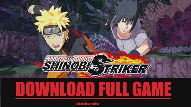 naruto to boruto shinobi striker download crack