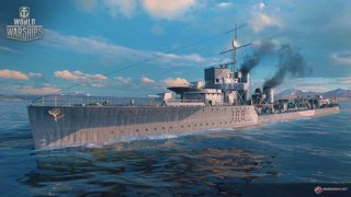 World Of Warships (Sponsored Stream)