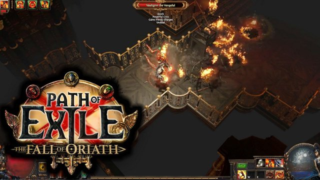 Path of Exile: The Fall of Oriath - Act Five Reliquary