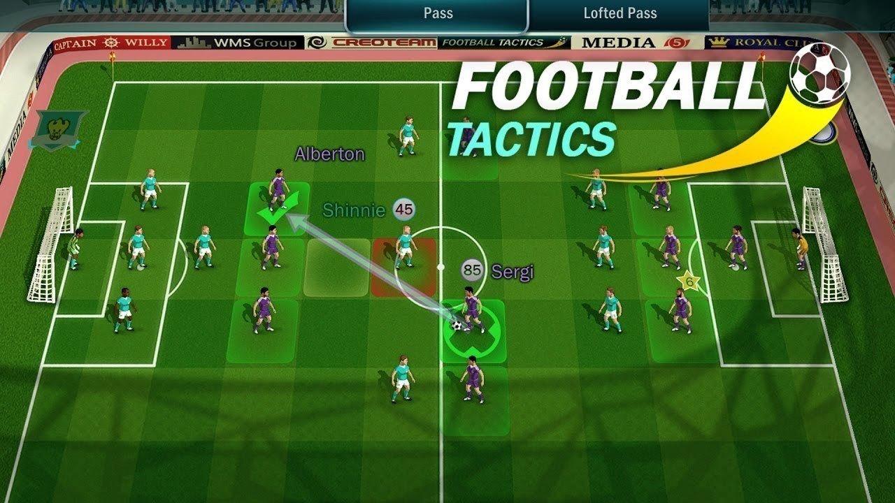 Official Football Tactics Wiki