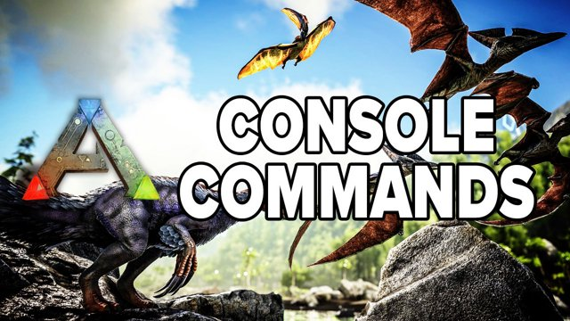 Ark - Console Commands