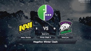 [LIVE-THAI] MegaFon Winter Clash - Day 1 - 7/12/2018 - Cyberclasher