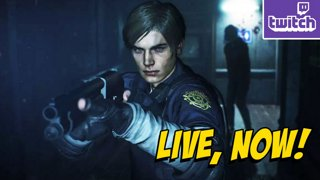 RESIDENT EVIL 2 REMAKE - XB1X Version Demo (1-10) !giveaway ASUS LAPTOP GIVEAWAY - bit.ly/MAXASUS2019