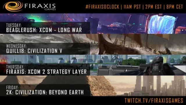 Beaglerush: Tuesday Morning XCOM - #FiraxisOClock Forever