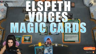Highlight: Magic: The Gathering Arena - Recreating voices for the cards! #sponsored - http://i.try.games/SH1xZ