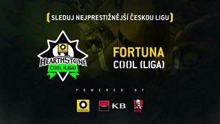 FORTUNA COOL Hearthstone Liga - 3. kolo - Kanyho Piráti vs. Team Narcis