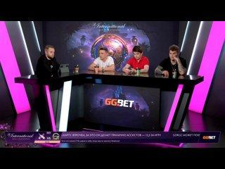 видео: Anti-MagE vs Team Singularity game 1