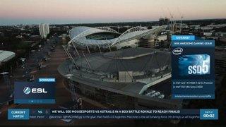 CS:GO - Astralis vs. mousesports [dust2] Map 1 - Semifinal - IEM Sydney 2018