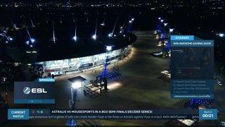 CS:GO - Astralis vs. mousesports [Inferno] Map 2 - Semifinal - IEM Sydney 2018