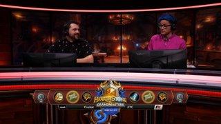 Firebat vs ETC - Hearthstone Grandmasters Americas S2 2019 - Week 7