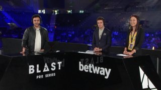 Blast Pro Series Madrid 2019 - BLAST Stand-Off NiP vs. Vodafone Giants