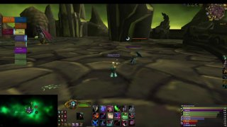 Illidan Timewalk - Kill (Rogue PoV)
