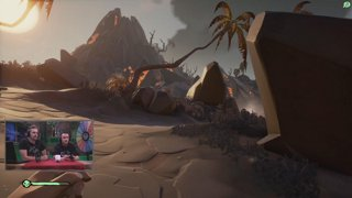 Sea of Thieves Guest Stream - Glow Up