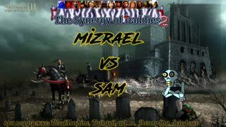 Яркий момент: The Synergy of Daddies 2 qualification 4th round / Mizrael vs Sam / JC