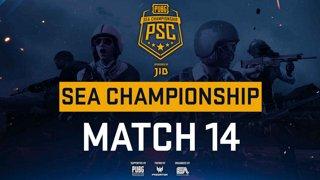 [PSC] [TH] JIB PUBG SEA Championship Phase 3  Game 14