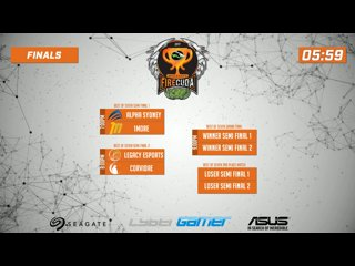 Seagate Firecuda Cup FINALS  Alpha Sydney VS 1More