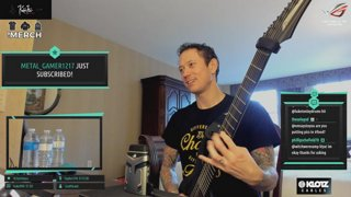 Matt Heafy [Trivium] | Johnson City, TN | Warm Ups, Fortnite, Show | Show 935pm et | !merch