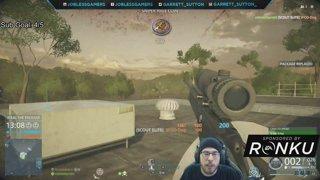 Battlefield Hardline Stream 2