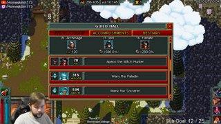 Homeskillet173 - Heroes of Hammerwatch: Solo Thief NG+7