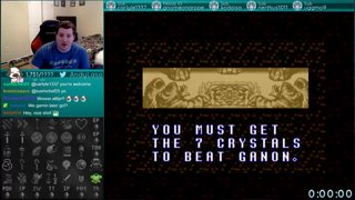 A Link to the Past | Enemy Rando + Pedestal goal | Why would I do this to myself