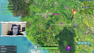 15k Viewer Games - He's a bush, I'm gonna trap him (Fortnite Battle Royale)
