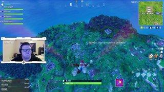 17k Viewer Game - Where'd he go?? (Fortnite Battle Royale)